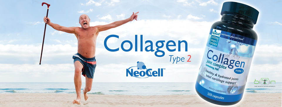 Viên uống bổ sung Collagen Neocell Type 2