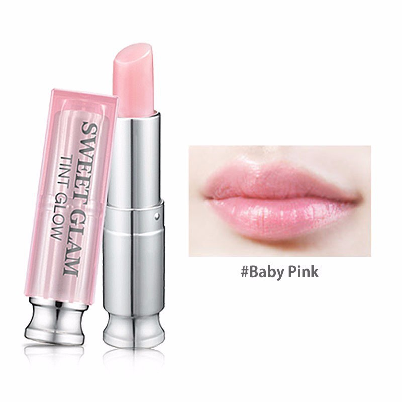 Son Sweet Glam Tint Glow - Baby Pink